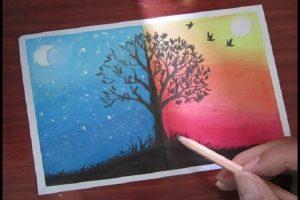 Điềm báo trong giấc mơ thấy mình vẽ tranh