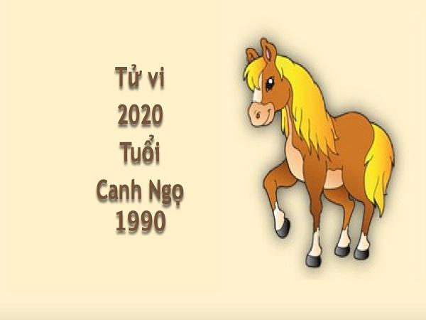 Tử vi tuổi Canh Ngọ năm 2020