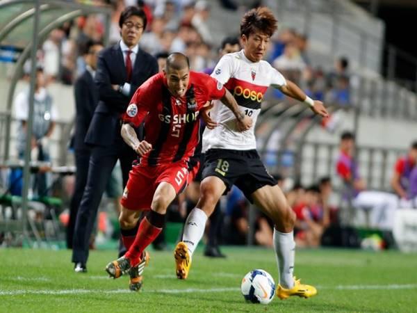 Phân tích kèo Pohang Steelers vs Seoul, 17h30 ngày 22/5