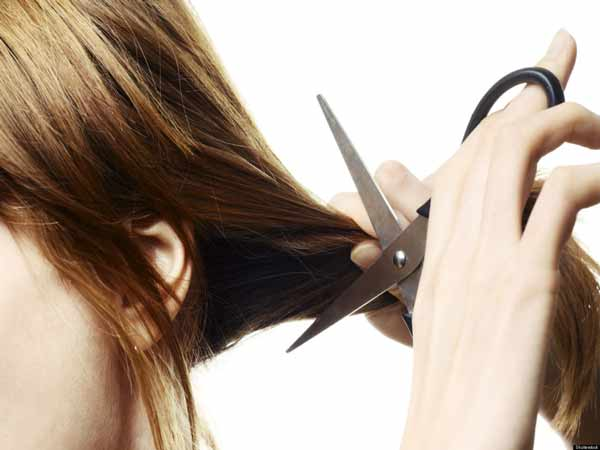 Mơ thấy mình cắt tóc