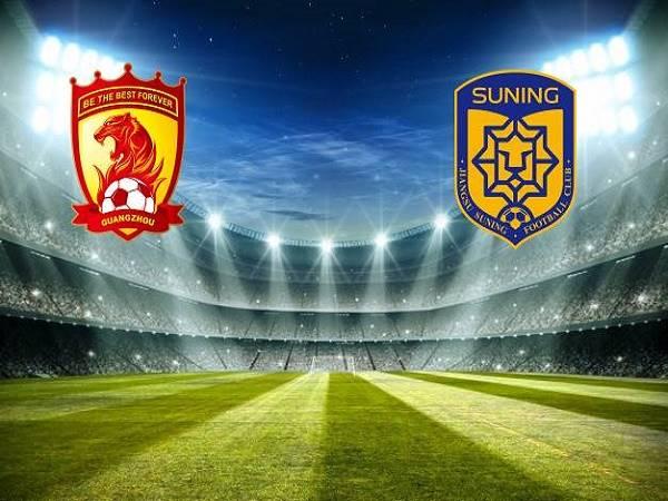 Phân tích kèo Guangzhou Evergrande vs Jiangsu Suning, 17h00 ngày 20/08