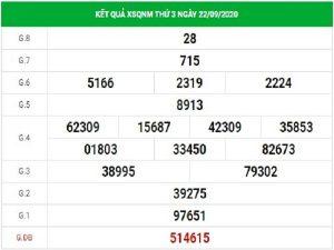 Dự đoán kết quả xổ số Quảng Nam ngày 29/9/2020 hôm nay