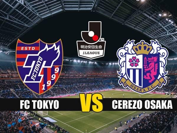 Phân tích kèo Tokyo vs Cerezo Osaka 17h00, 23/09 - VĐQG Nhật Bản