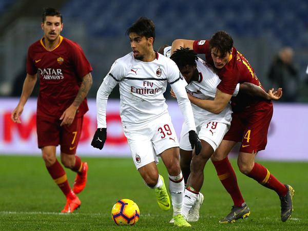 Phân tích kèo AC Milan vs Roma, 02h45 ngày 27/10