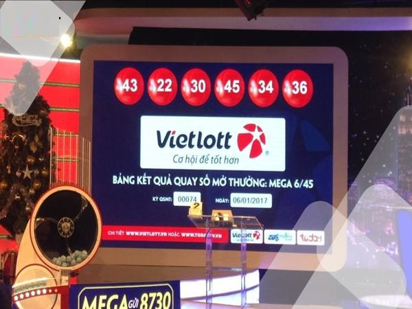 Xổ số tự chọn Vietlott