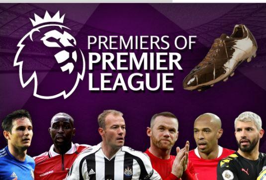 Top chân sút ghi nhiều bàn thắng nhất Premier League
