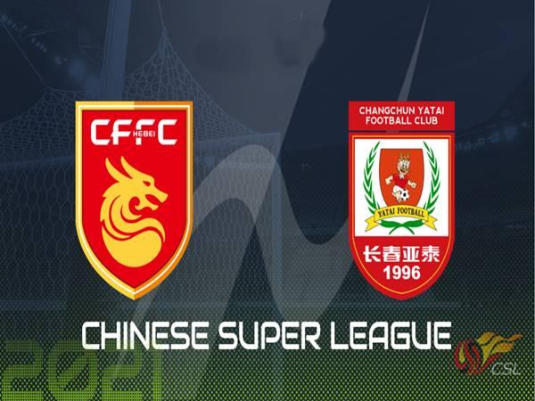 Phân tích kèo Hebei FC vs Changchun YaTai, 19h30 ngày 19/7