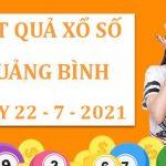 Dự đoán kết quả Xổ Số Quảng Bình thứ 5 ngày 22/7/2021