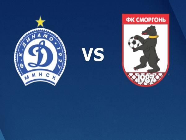 Phân tích kèo Smorgon vs Minsk, 22h ngày 2/7