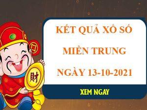 Dự đoán SX Miền Trung ngày 13/10/2021 hôm nay thứ 4